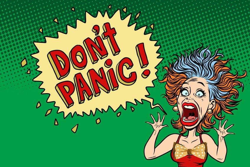 Wat te doen bij een paniekaanval